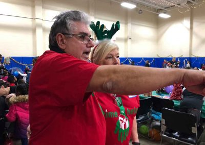 Kicking Off Holiday Season With A Magical Party For The Salvation Army 24