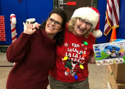 Kicking Off Holiday Season With A Magical Party For The Salvation Army 28