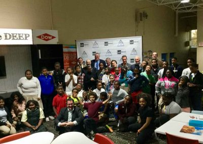 Michigan Masons Strengthens Commitment To S.A.Y. Detroit 2