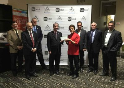 Michigan Masons Strengthens Commitment To S.A.Y. Detroit 3
