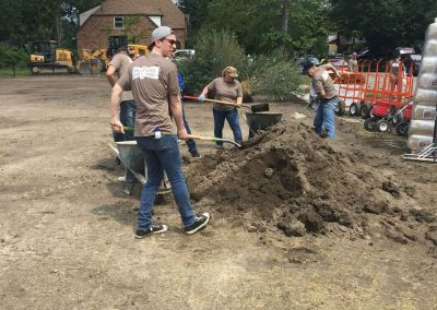 Laying the Foundation for Another Community Space 2