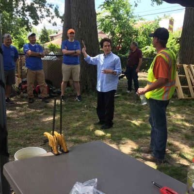 S.A.Y. Detroit and Cooper Standard Join Forces Again at Morningside Community Park