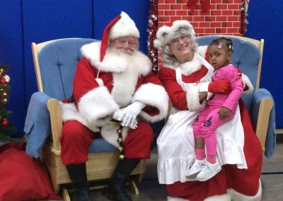 20th Christmas Party for shelter residents and children a holiday hit 16