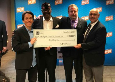 Sharing the Giving: More than $1 Million Given to Detroit Charities 9