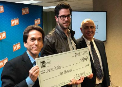 Sharing the Giving: More than $1 Million Given to Detroit Charities 8