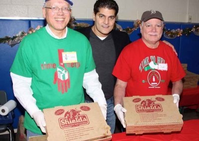 20th Christmas Party for shelter residents and children a holiday hit 6