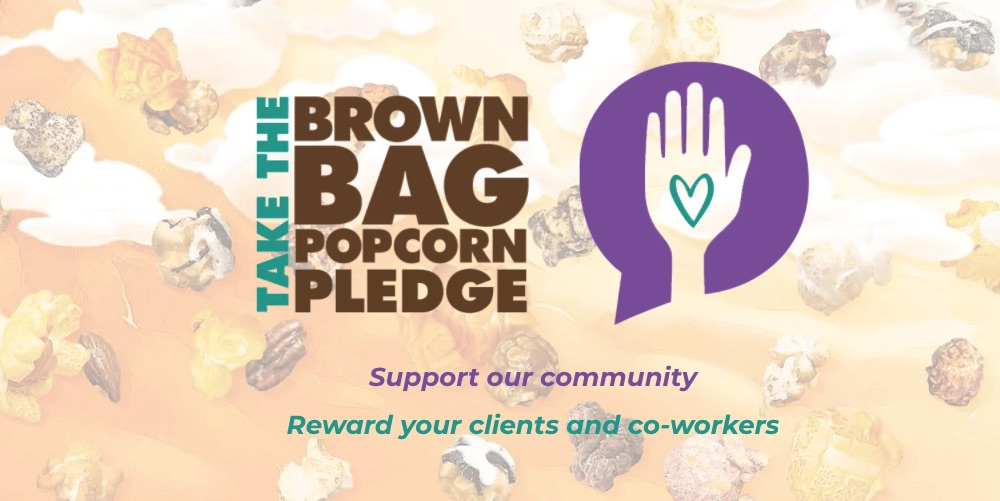 Local Businesses Encouraged to Support the Popcorn Pledge