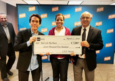 Sharing the Giving: More than $1 Million Given to Detroit Charities 7