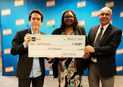 Sharing the Giving: More than $1 Million Given to Detroit Charities 6