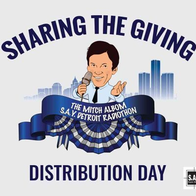 Sharing the Giving: More than $1 Million Given to Detroit Charities