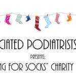 Spring for Socks Drive hosted by Associated Podiatrists for S.A.Y. Detroit Family Health Clinic