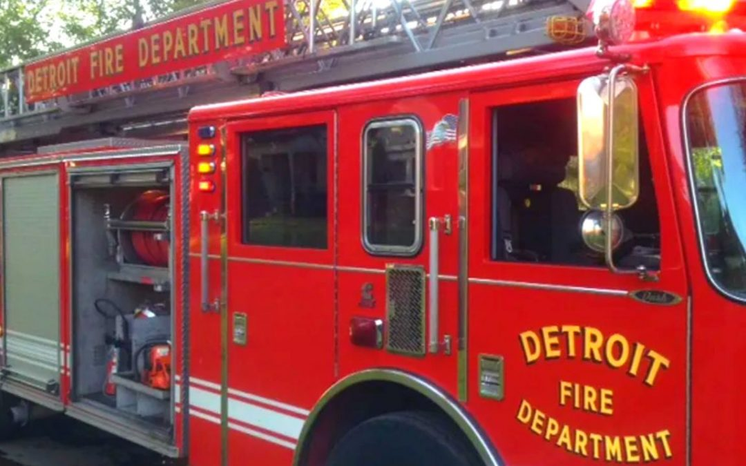 Collaborating with the City of Detroit to Keep First Responders Safe