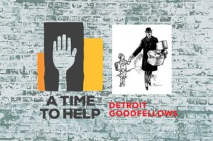 Teaming with Detroit Goodfellows for a Good Cause 1