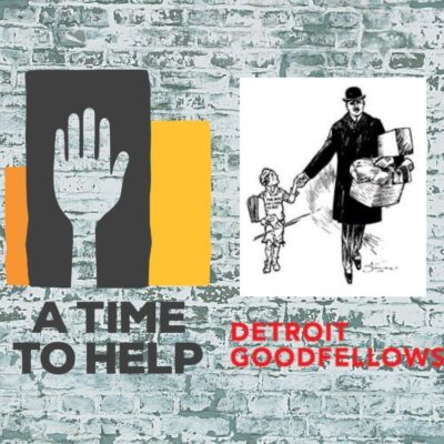 Teaming with Detroit Goodfellows for a Good Cause