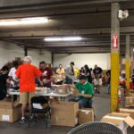 A Time to Help Volunteers Bring Christmas in July 23