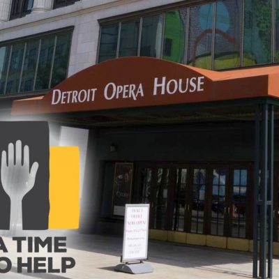 A Time to Help Detroit Opera House – October 2018