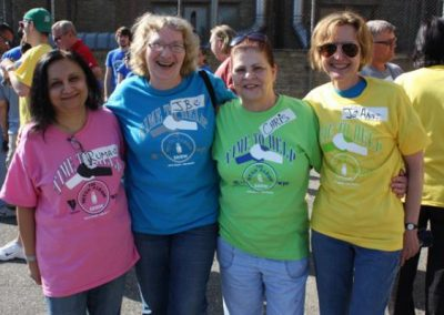 A Time to Help Joins Habitat for Humanity to Clean Up Morningside Commons 6