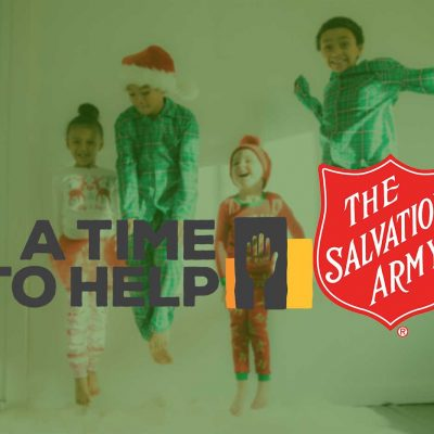 A Time to Help SAY Detroit/The Salvation Army Christmas Party- December 2018