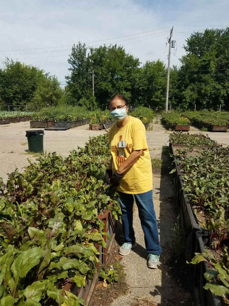 Group Gardening at Big Glen Brings 'A Time to Help' Together Again 12