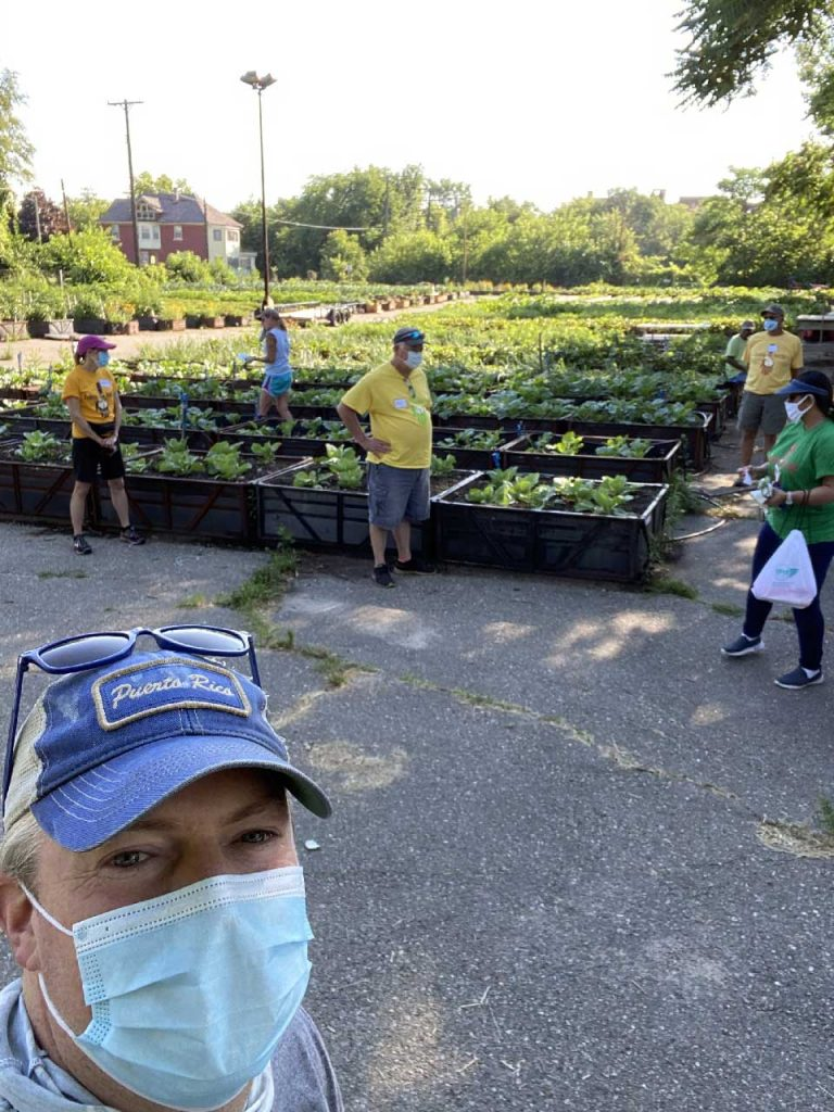 Group Gardening at Big Glen Brings 'A Time to Help' Together Again 16