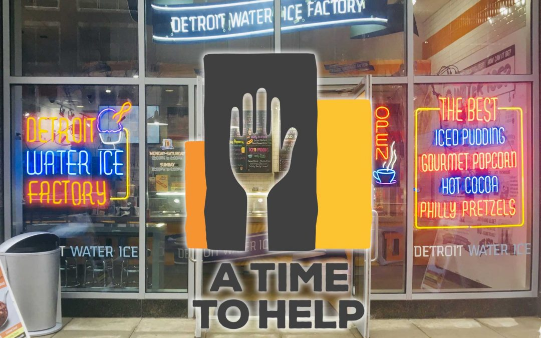 A Time to Help Detroit Water Ice Factory