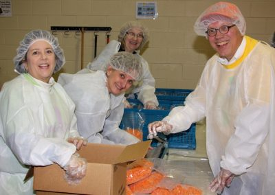 Breaking Records, Helping Others at Gleaners 6
