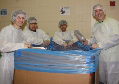 Breaking Records, Helping Others at Gleaners 9