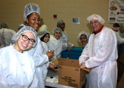 Breaking Records, Helping Others at Gleaners 10