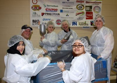 Breaking Records, Helping Others at Gleaners 11