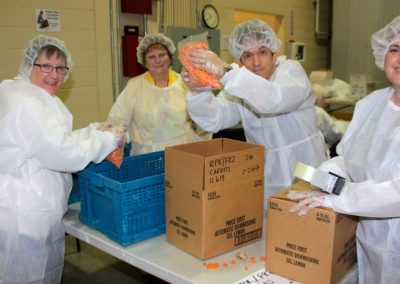 Breaking Records, Helping Others at Gleaners 13