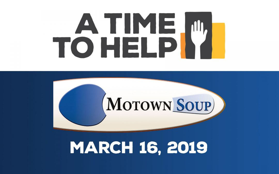 A Time to Help Motown Soup