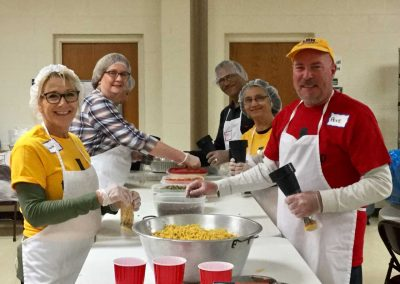 Volunteers Deliver an Impressive Repeat Performance At Motown Soup 14