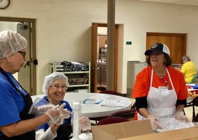 Volunteers Deliver an Impressive Repeat Performance At Motown Soup 3