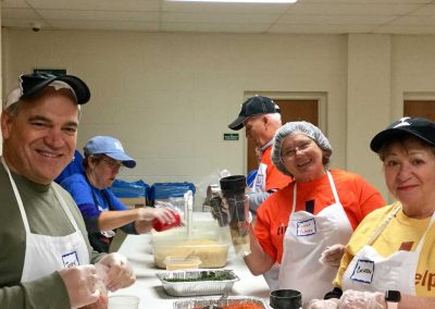 Volunteers Deliver an Impressive Repeat Performance At Motown Soup 7