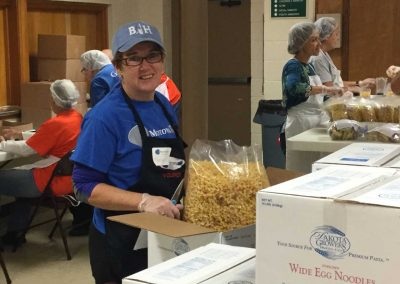 Volunteers Deliver an Impressive Repeat Performance At Motown Soup 10
