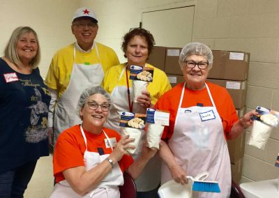 Volunteers Deliver an Impressive Repeat Performance At Motown Soup 9