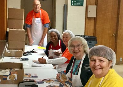 Volunteers Deliver an Impressive Repeat Performance At Motown Soup 16