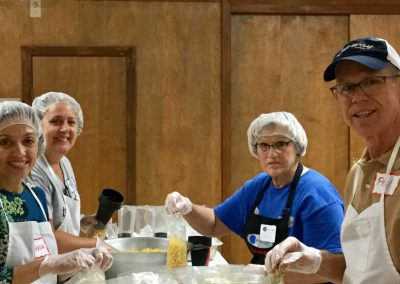 Volunteers Deliver an Impressive Repeat Performance At Motown Soup 11