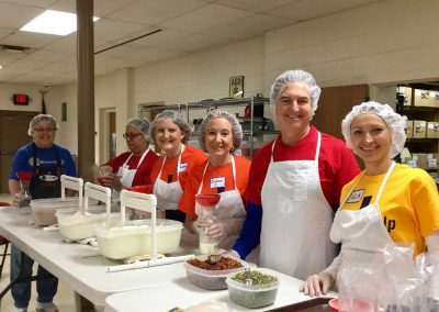 Volunteers Deliver an Impressive Repeat Performance At Motown Soup 12