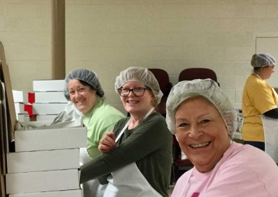 Volunteers Deliver an Impressive Repeat Performance At Motown Soup 4