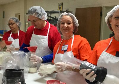 Volunteers Deliver an Impressive Repeat Performance At Motown Soup 2