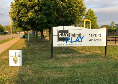 Grand Day At SAY Play For A Time to Help Volunteers 3