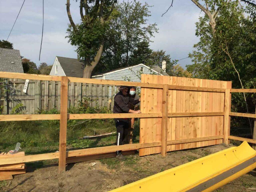A Time to Help Make a Home 8
