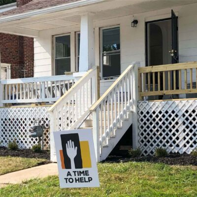 A Time to Help Make a Home