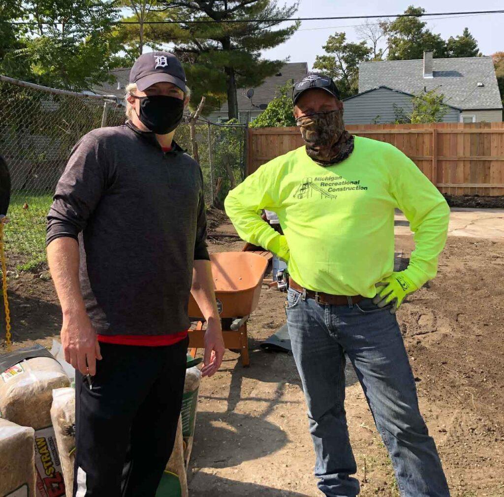 A Time to Help Make a Home 1