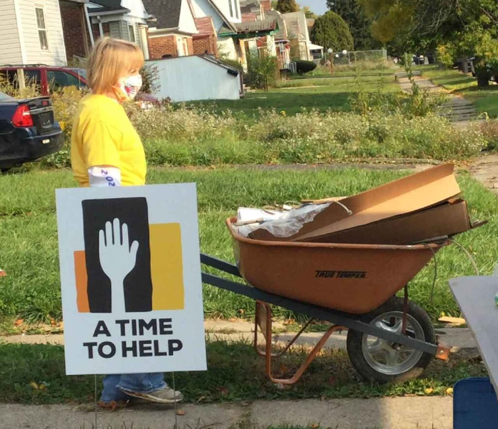 A Time to Help Make a Home 16
