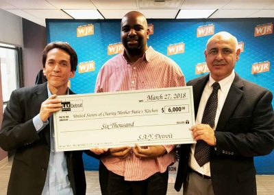 Sharing the Giving: More than $1 Million Given to Detroit Charities 4