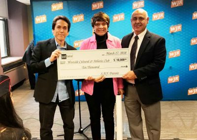 Sharing the Giving: More than $1 Million Given to Detroit Charities 3