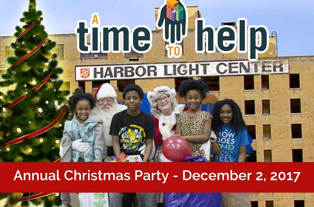 A Time to Help December 2017: S.A.Y. Detroit / The Salvation Army Christmas Party